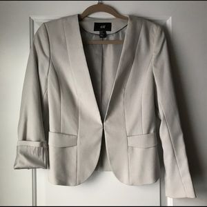 Stylish H&M Tan Blazer